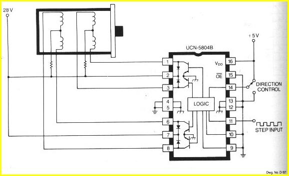 h bridge ic l293d pdf download